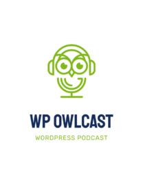 WPOwlcast logo